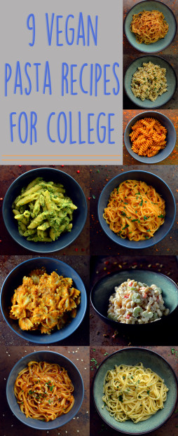 Cheap Vegan Recipes For College Students  9 Vegan Pasta Dishes – Dinner For e – Rich Bitch Cooking