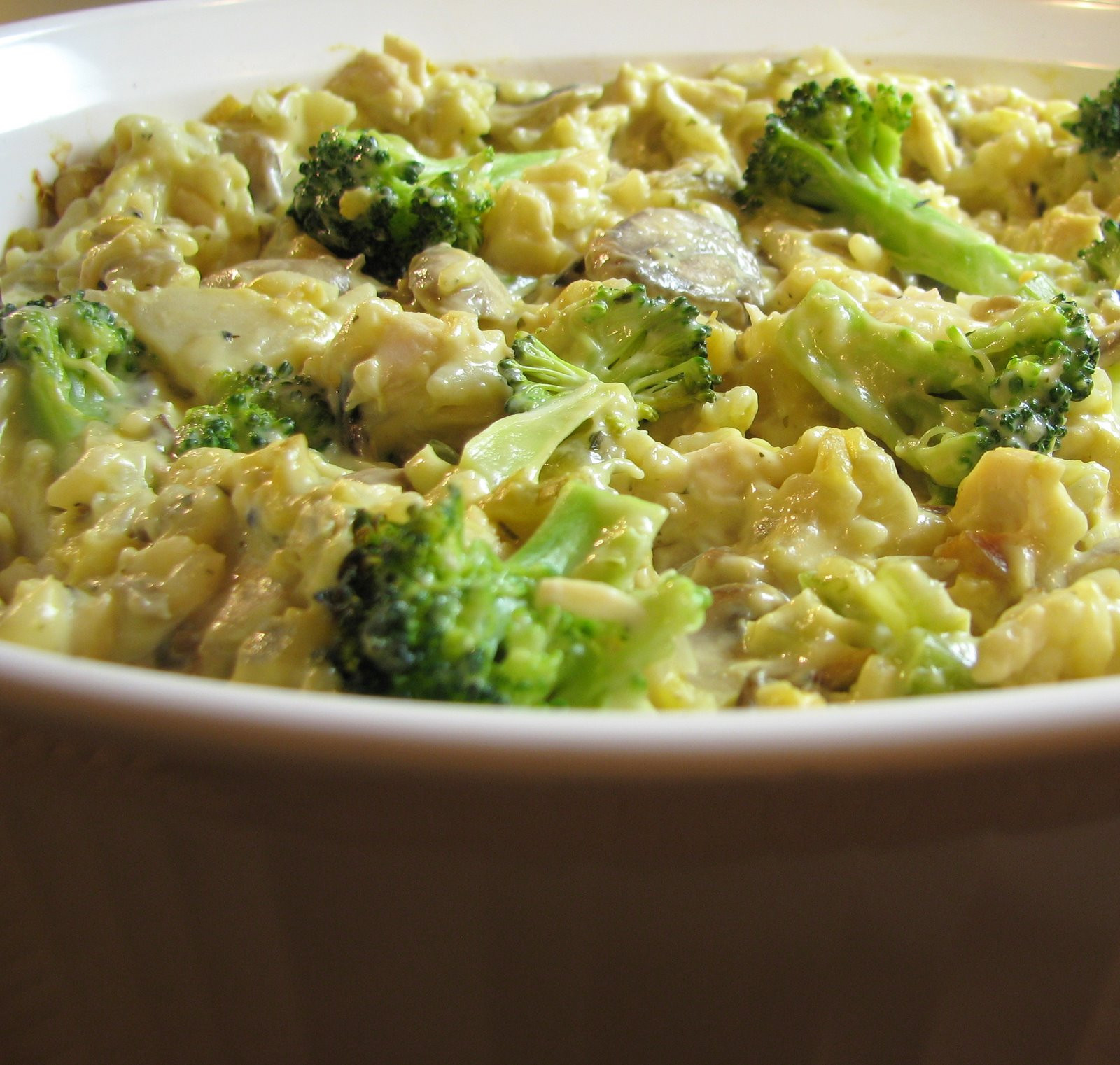 Chicken And Broccoli Recipes Low Calorie  Christina s Blog Spot Low Fat Chicken Broccoli and Rice
