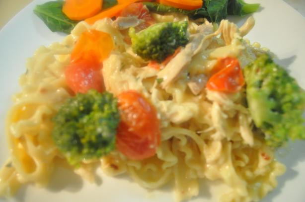 Chicken And Broccoli Recipes Low Calorie  Creamy Pasta With Chicken Broccoli And Basil Low Fat