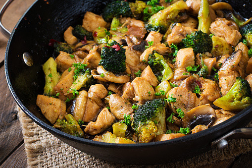 Chicken And Broccoli Recipes Low Calorie  Easy Low Fat Chicken Recipes