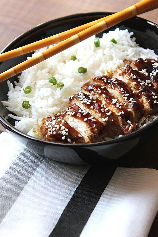 Chicken Breast Low Calorie Recipes  Chicken Teriyaki Low Calorie Recipe