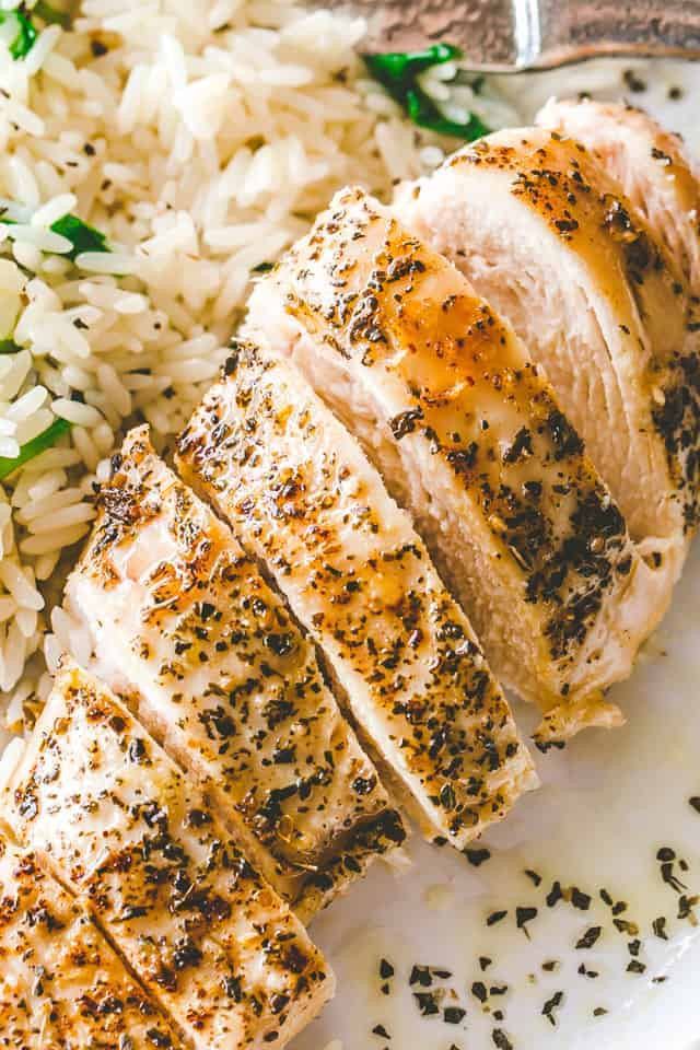 Chicken Breast Recipes Easy Baked Healthy  How to Bake Chicken Breasts