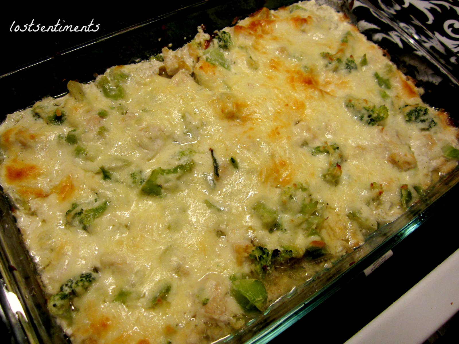 Chicken Broccoli Cauliflower Casserole Low Carb  lostsentiments Chicken and Broccoli Cheesy Casserole