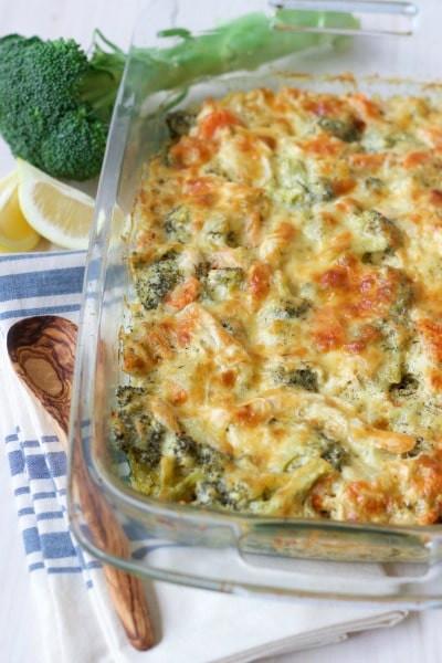 Chicken Casserole Recipes Healthy  Healthy Chicken Broccoli Casserole Grain Free Option