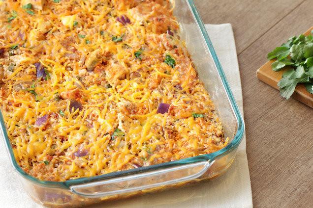 Chicken Casserole Recipes Healthy  Healthy Casserole Recipes Pizza fied Chicken BBQ Chicken