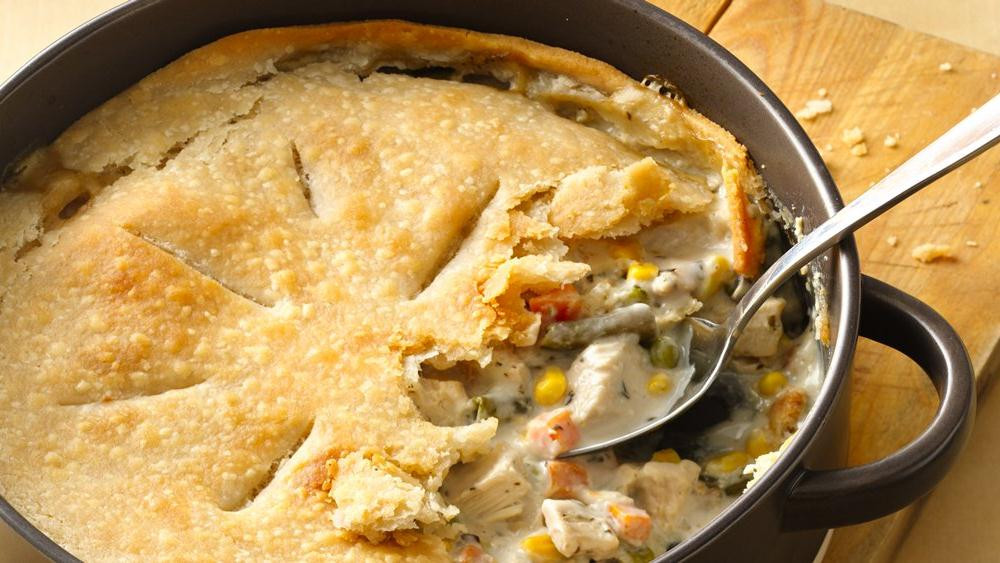 Chicken Pot Pie Dairy Free Gluten Free Chicken Pot Pie