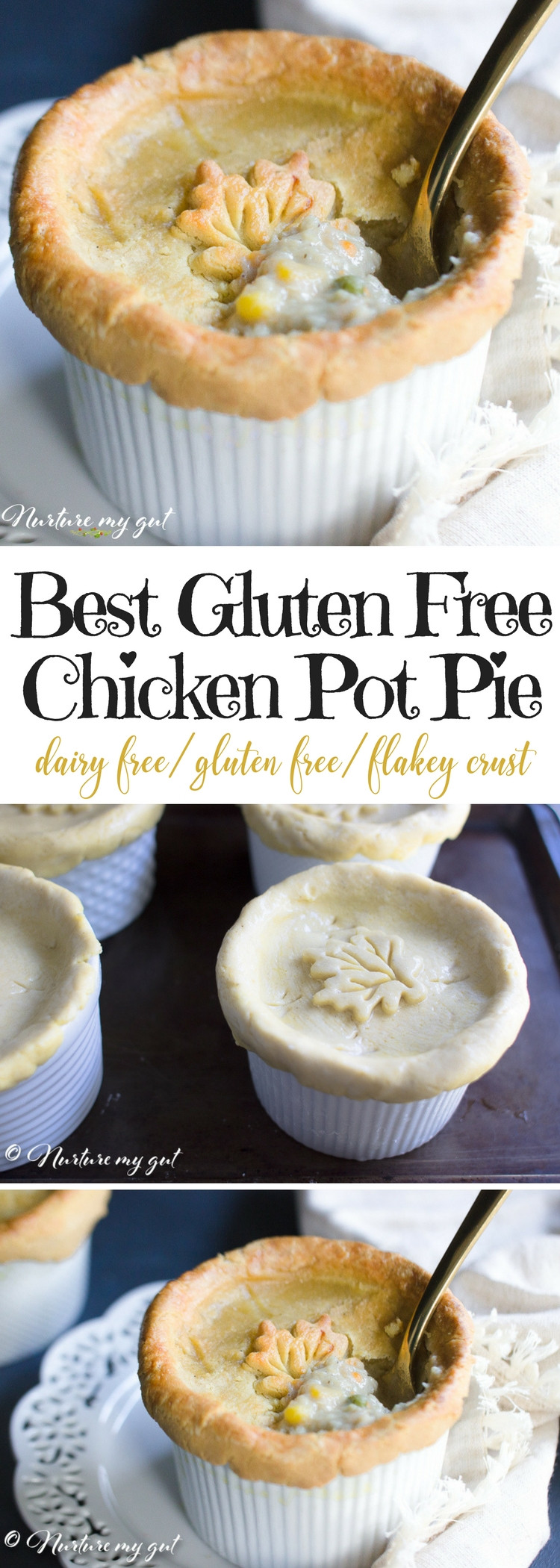 Chicken Pot Pie Dairy Free Best Gluten Free Chicken Pot Pie Recipe Dairy Free