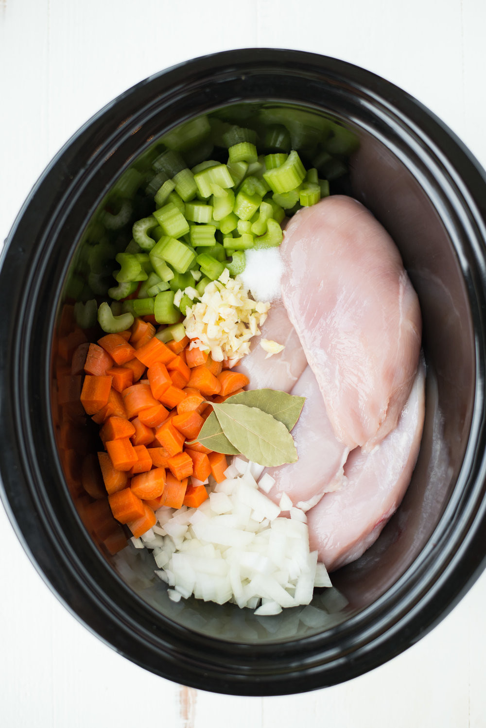 Chicken Pot Pie Dairy Free Slow Cooker Chicken Pot Pie Gluten Free Dairy Free