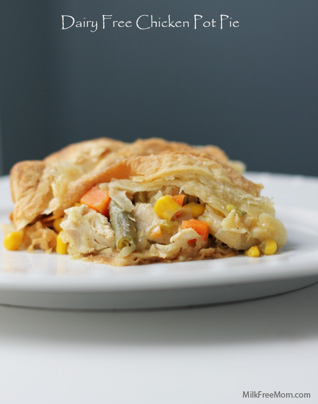 Chicken Pot Pie Dairy Free Dairy Free Pot Pie – Milk Free Mom