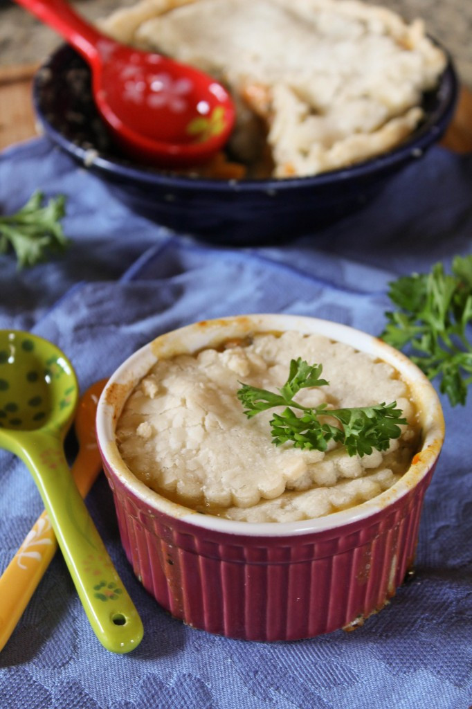 Chicken Pot Pie Dairy Free Root Ve able Chicken Pot Pie Gluten & Dairy Free w