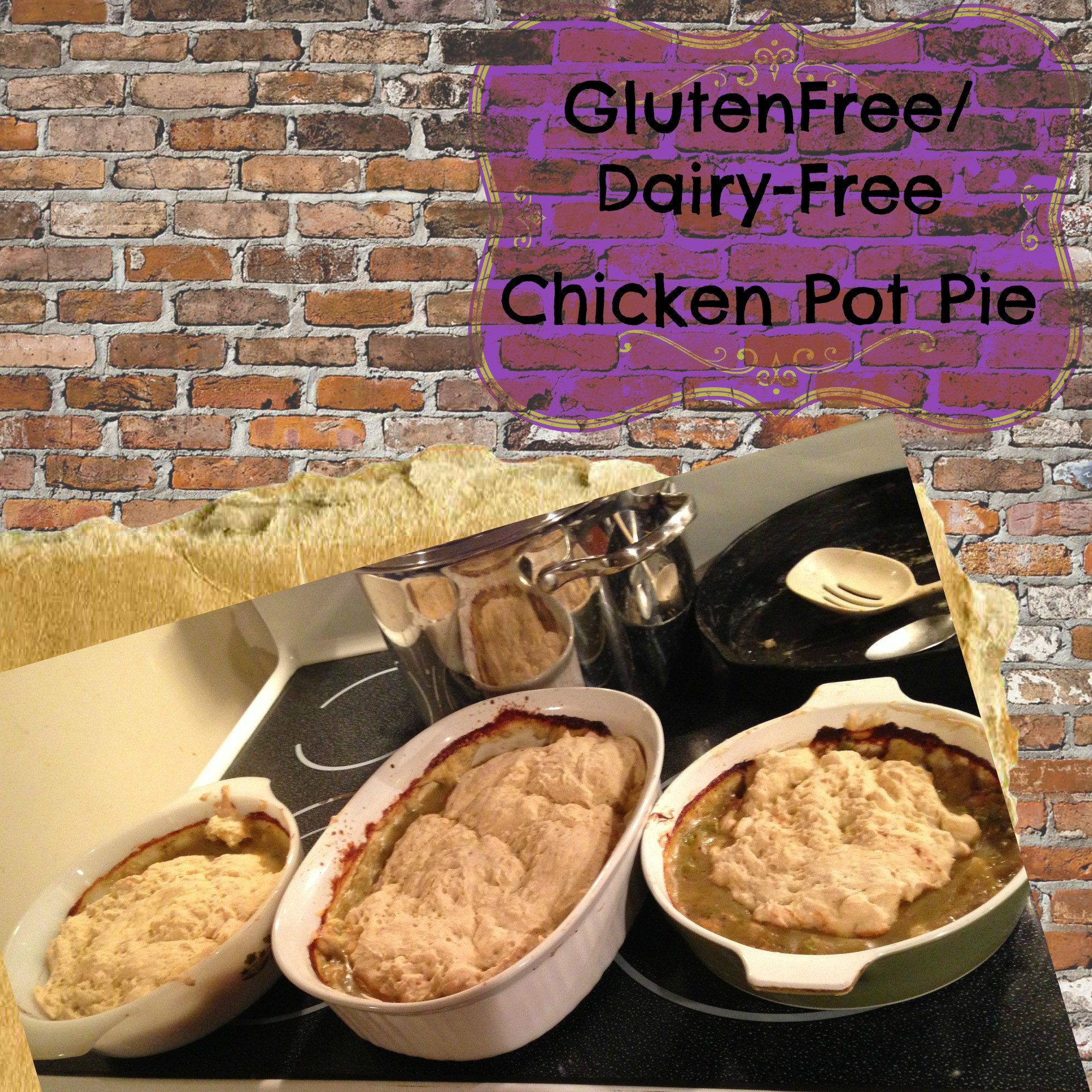 Chicken Pot Pie Dairy Free Gluten Free Dairy Free Chicken Pot Pie