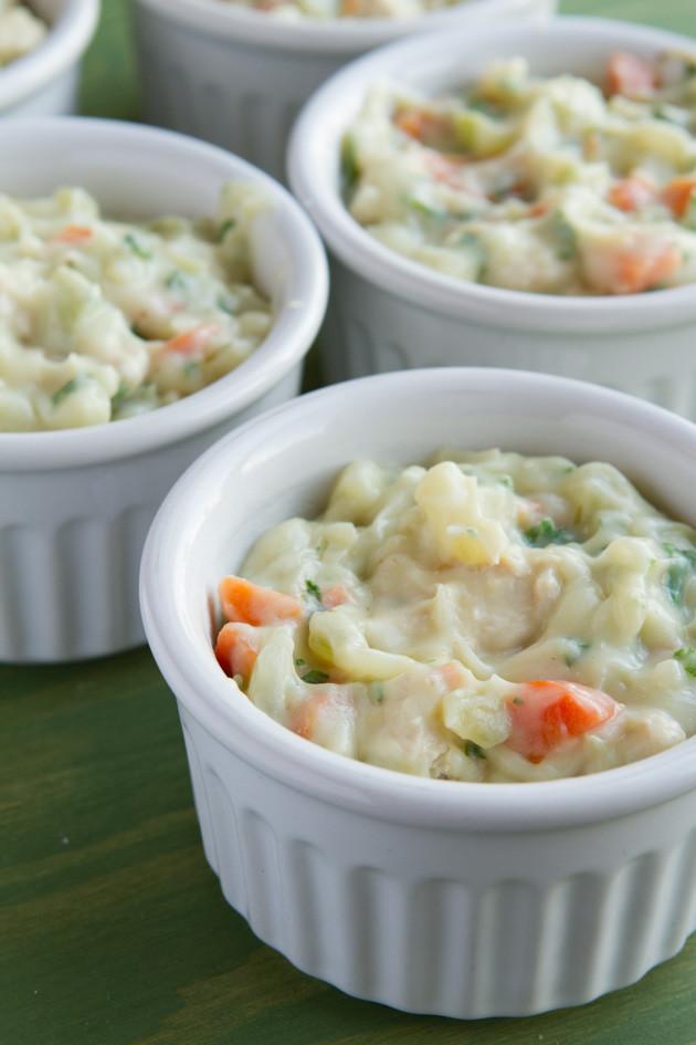 Chicken Pot Pie Recipe Healthy  Paleo Chicken Pot Pie