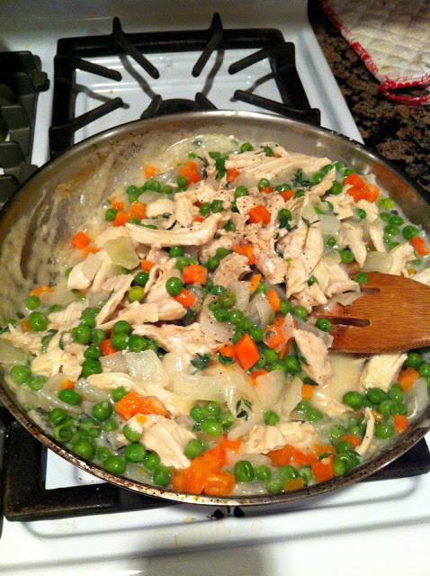 Chicken Pot Pie Recipe Healthy  Ten June Healthy Dairy Free Chicken Pot Pie Recipe
