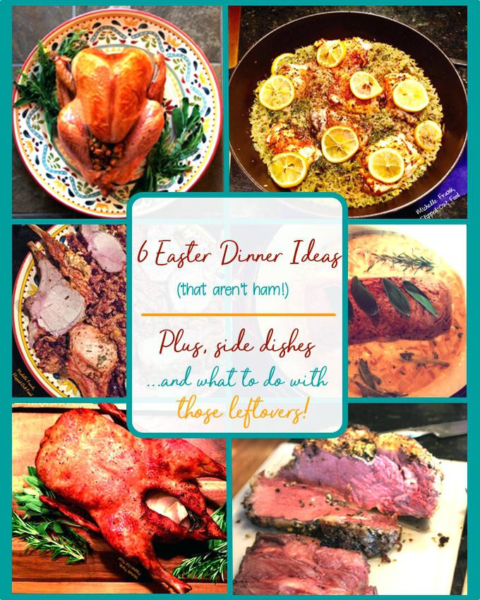 Chicken Recipe For Easter Dinner  Easter Dinner Ideas Style Stuffed Leg Lamb No Ham