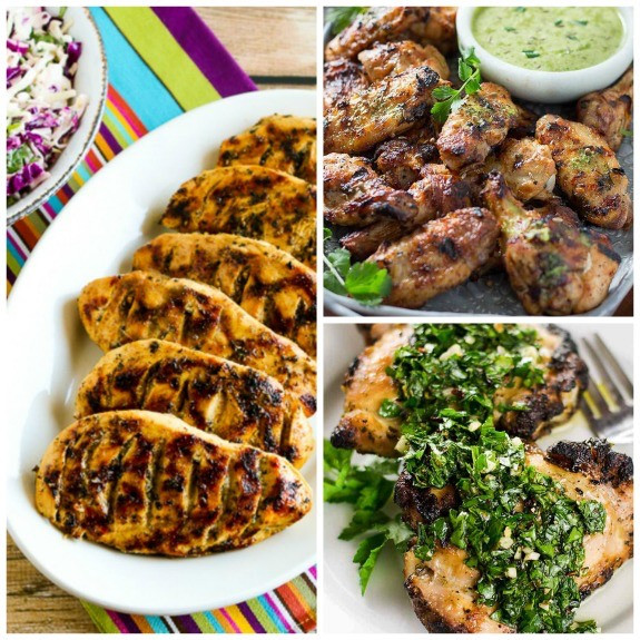 Chicken Recipes Low Carb  20 Amazing Low Carb Grilled Chicken Recipes Kalyn s Kitchen