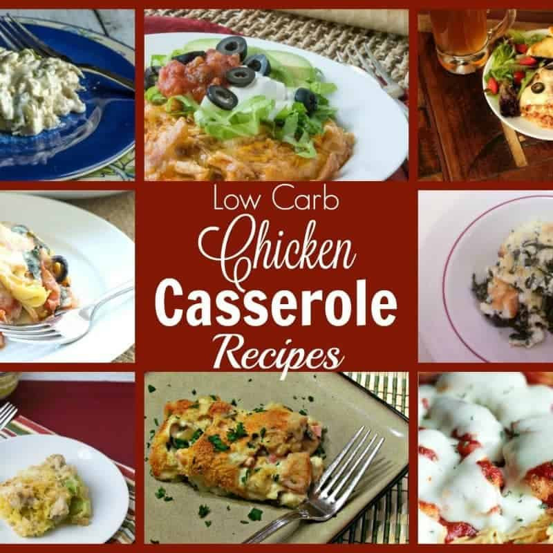 Chicken Recipes Low Carb  Low Carb Chicken Casserole Recipes