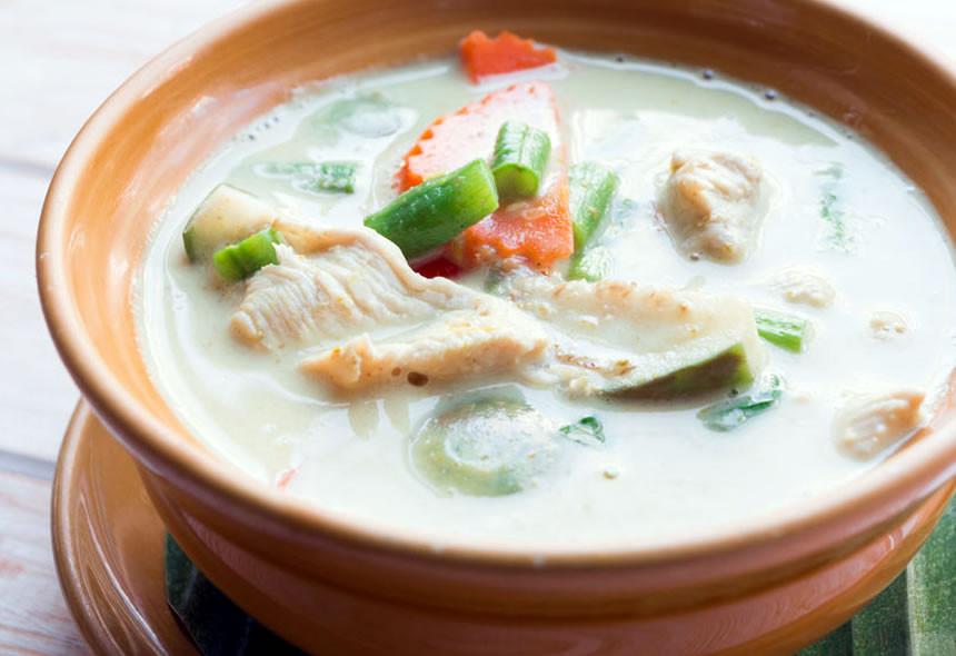 Chicken Soup For Diabetics  Diabetic Delight Tasty Thai Chicken Soup Everyday Diabetes
