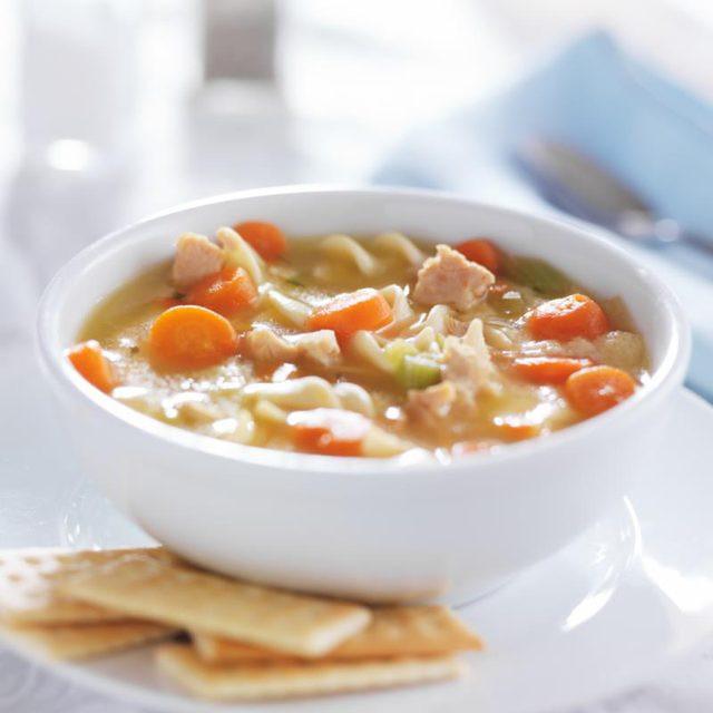 Chicken Soup For Diabetics  Diabetics & Chicken Noodle Soup