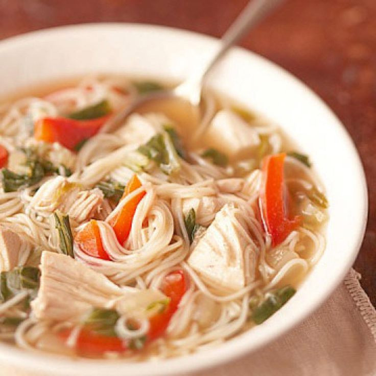 Chicken Soup For Diabetics  17 Best images about Diabetic Soups & Stews on Pinterest