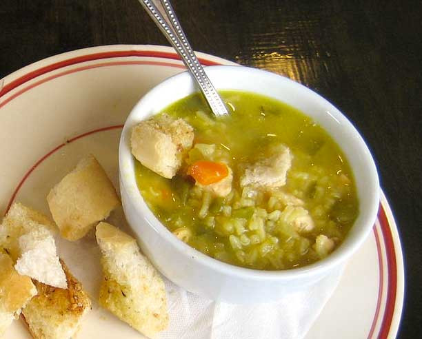 Chicken Soup For Diabetics  Diabetic Chicken Barley Soup Recipe Diabetic Club Diet