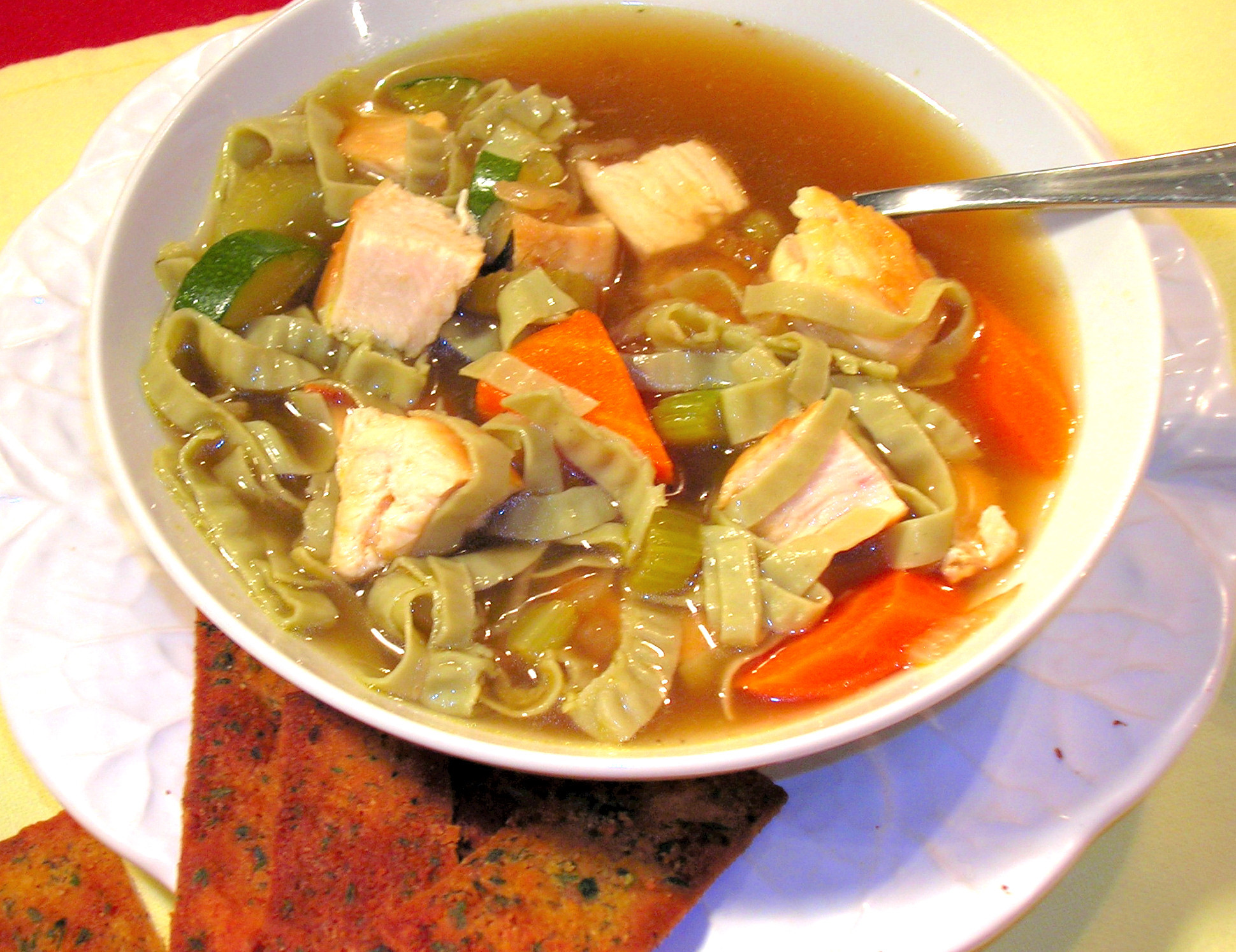 Chicken Soup For Diabetics  PASTA Is the Diabetic's search OVER