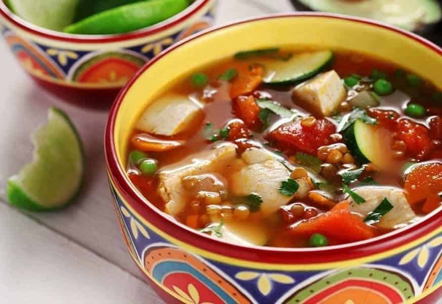 Chicken Soup For Diabetics  avocado peeled and sliced Archives