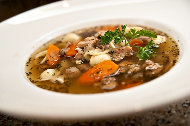 Chicken Soup For Diabetics  Easy Slow Cooker Chicken Noodle Soup Recipes for Diabetics