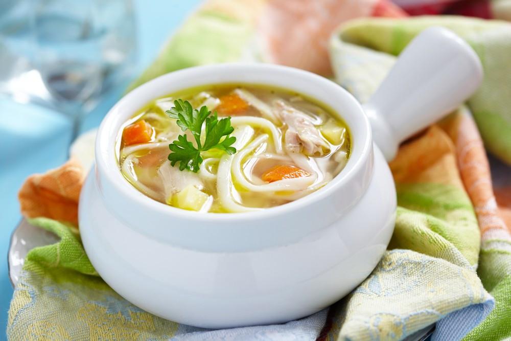 Chicken Soup For Diabetics  Diabetic Chicken Noodle Soup Recipe Diabetes Self Management