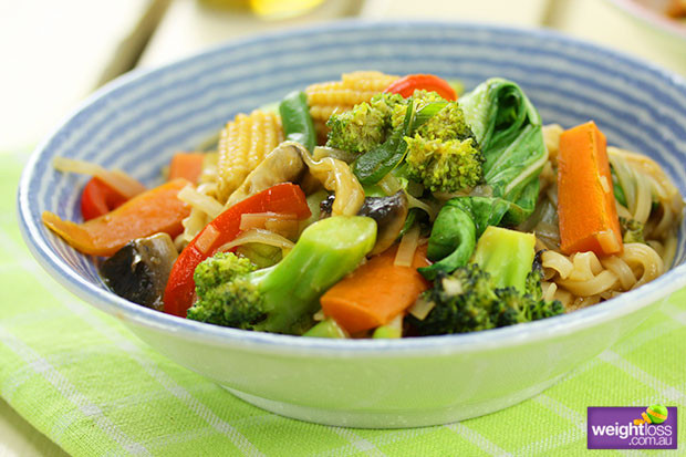 Chinese Recipes Vegetarian  Chinese Ve able Stir Fry
