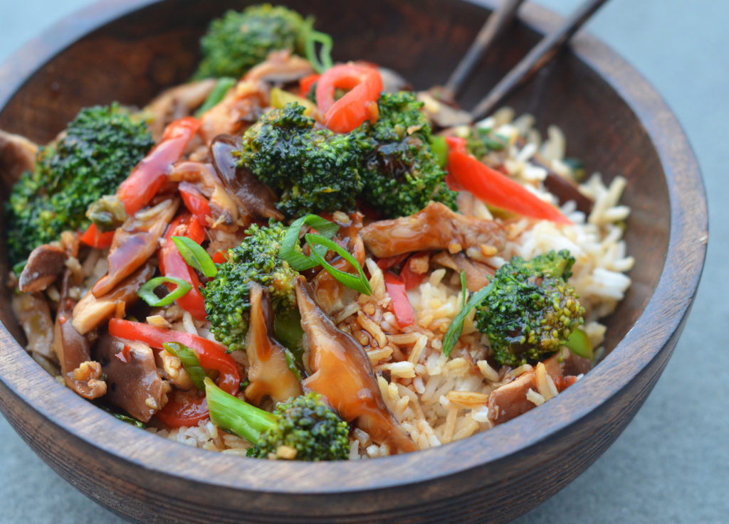 Chinese Recipes Vegetarian  Chinese Ve able Stir Fry ce Upon a Chef