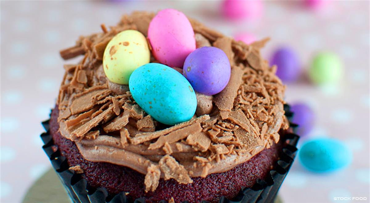 Chocolate Easter Desserts Recipe  Easter Cupcakes a Recipe for Easter Cupcakes With Chocolate