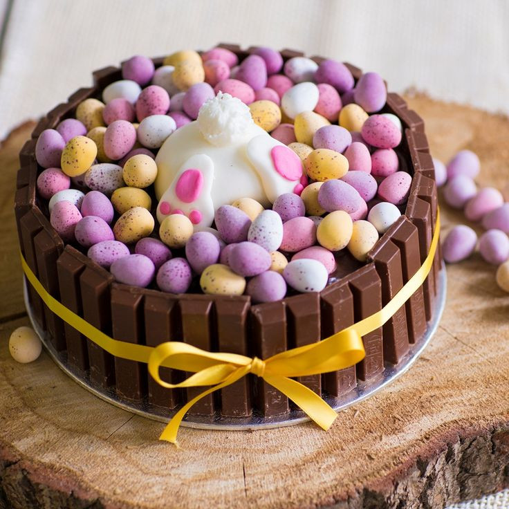 Chocolate Easter Desserts Recipe  25 best ideas about Easter cake on Pinterest