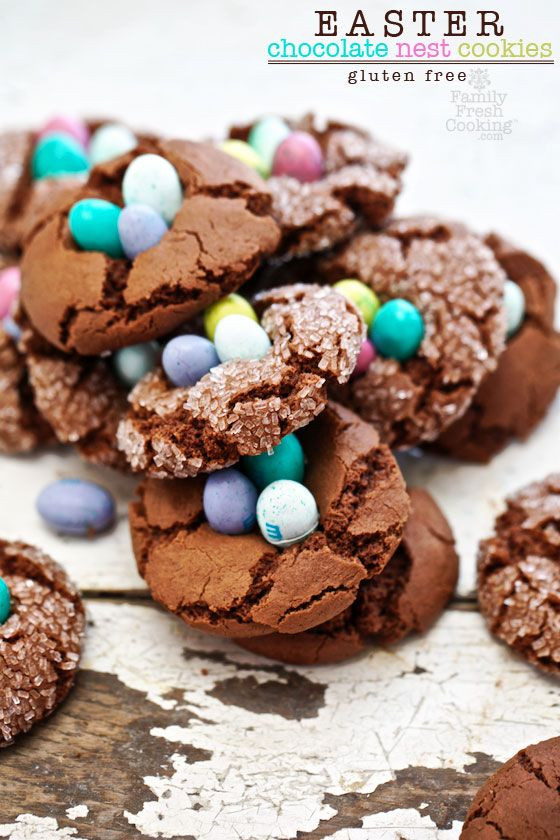 Chocolate Easter Desserts Recipe  17 Best images about Gluten Free Easter Recipes on