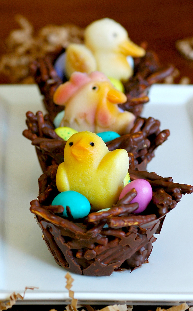 Chocolate Easter Desserts  Savoring Time in the Kitchen Chocolate and Peanut Butter