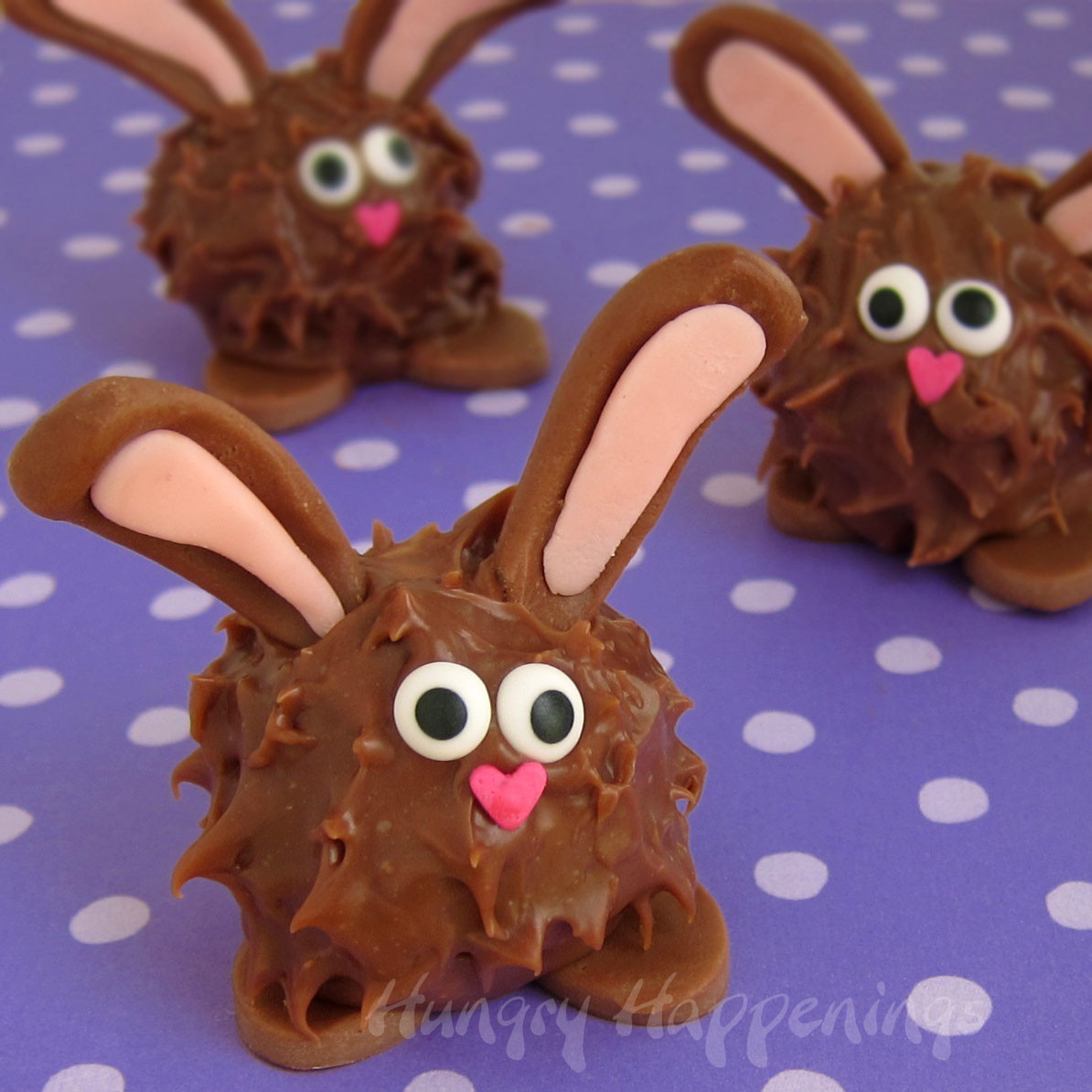 Chocolate Easter Desserts  Fill your Easter Baskets with Peanut Butter Fudge Filled