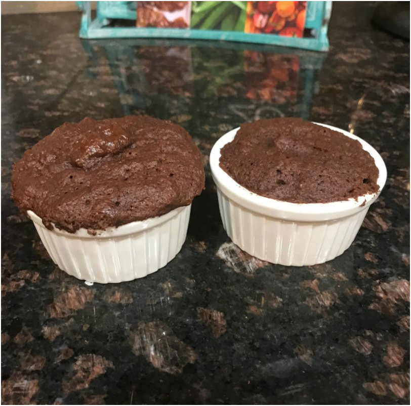 Chocolate Keto Mug Cake  e Minute Keto Chocolate Mug Cake iSaveA2Z