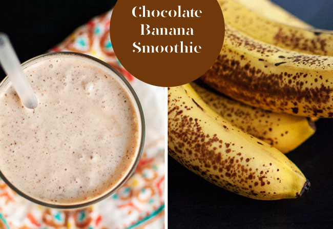 Chocolate Smoothie Recipes For Weight Loss  5 Insanely Healthy Weight Loss Smoothies Recipes Bella