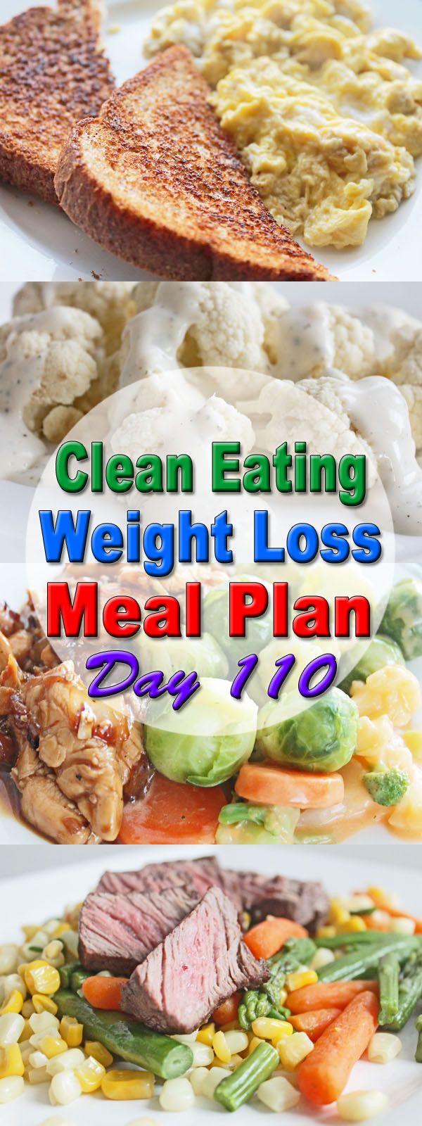 Clean Eating Foods For Weight Loss  Clean Eating Weight Loss Meal Plan 110