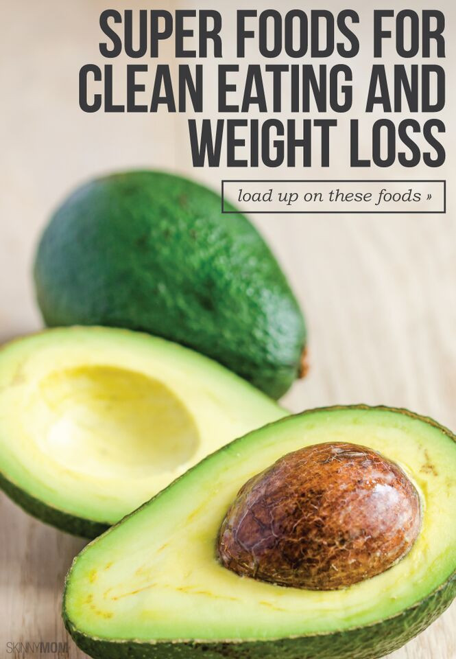 Clean Eating For Weight Loss  Eat Clean and Lose Weight Fast