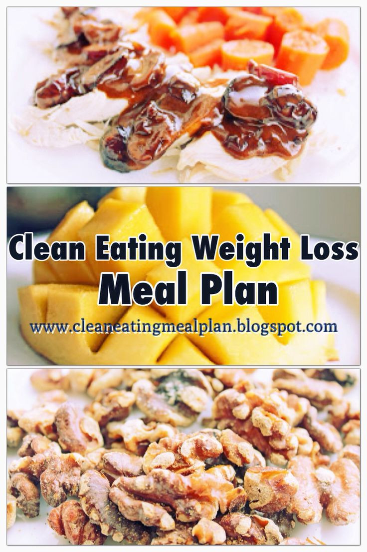Clean Eating For Weight Loss  17 Best images about Clean Eating on Pinterest
