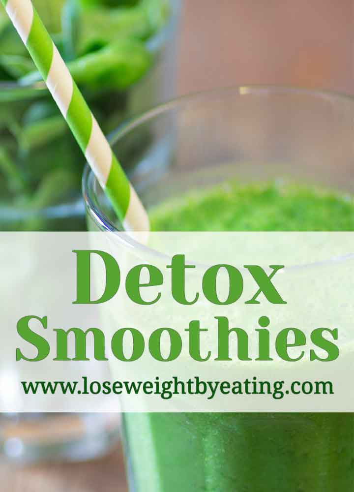 Cleansing Smoothies For Weight Loss  8 Detox Smoothie Recipes for a Fast Weight Loss Cleanse