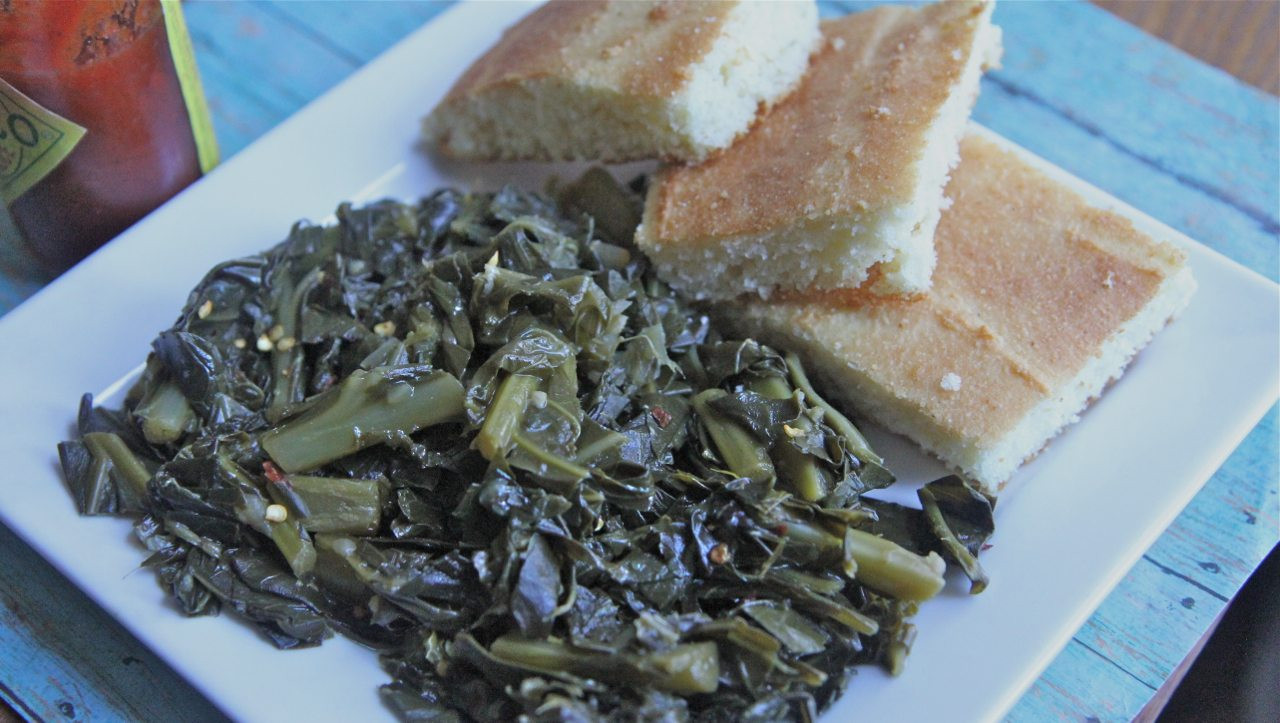 Collard Greens Vegetarian Recipes  Vegan Southern Collard Greens Recipe