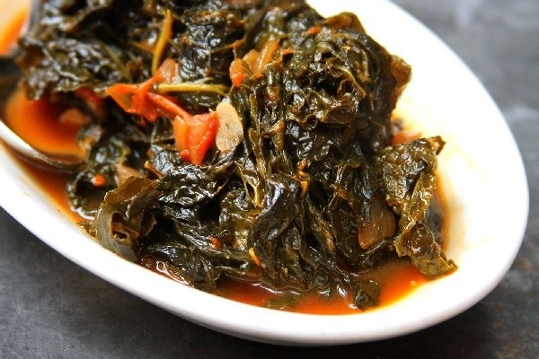 Collard Greens Vegetarian Recipes  Savor the Flavor with These Soul Food Recipes thegoodstuff