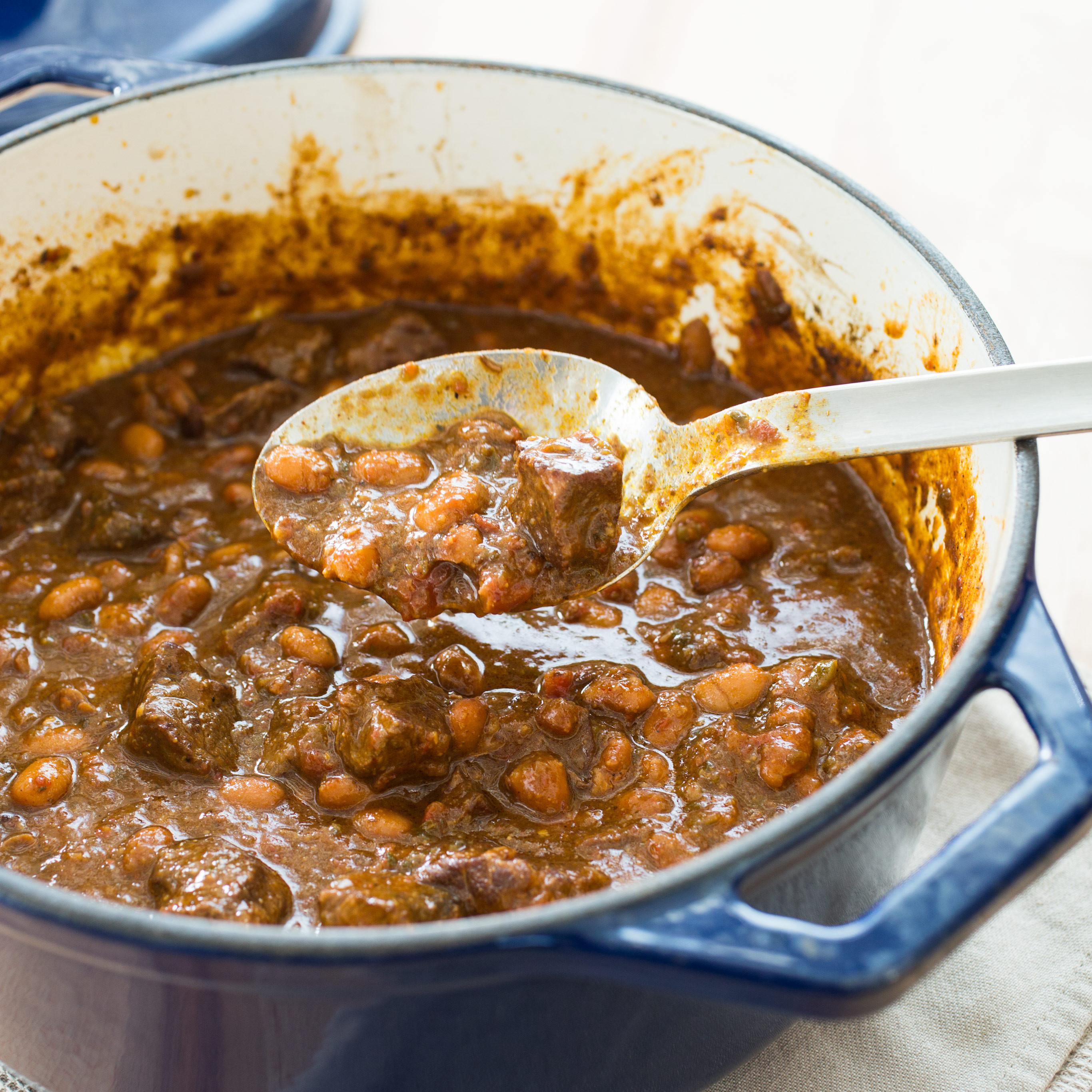 Cooks Illustrated Vegetarian Chili  chili cooks illustrated