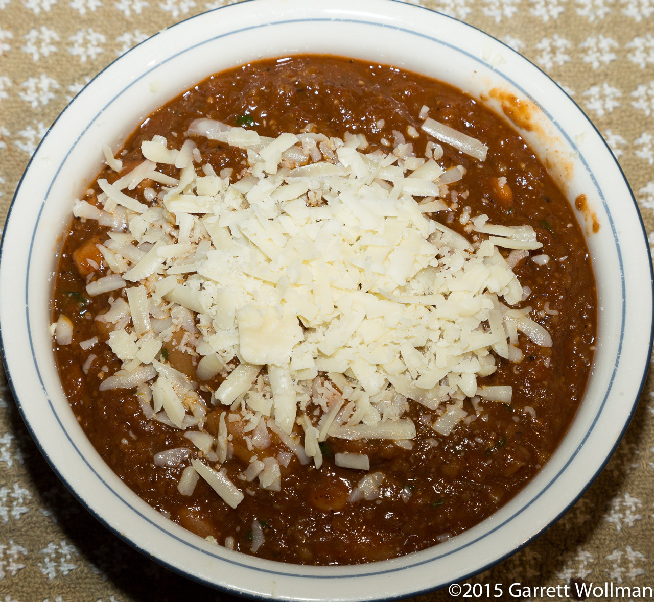 Cooks Illustrated Vegetarian Chili  Other people's recipes Lan Lam's Ve arian vegan even