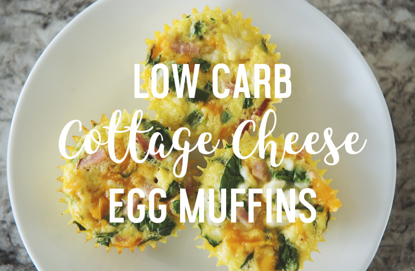 Cottage Cheese On Keto Diet  Low Carb Cottage Cheese Egg Muffins – Healthy Happy