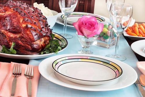 Crock Pot Easter Dinner How to Make Slow Cooker Glazed Ham Crock Pot