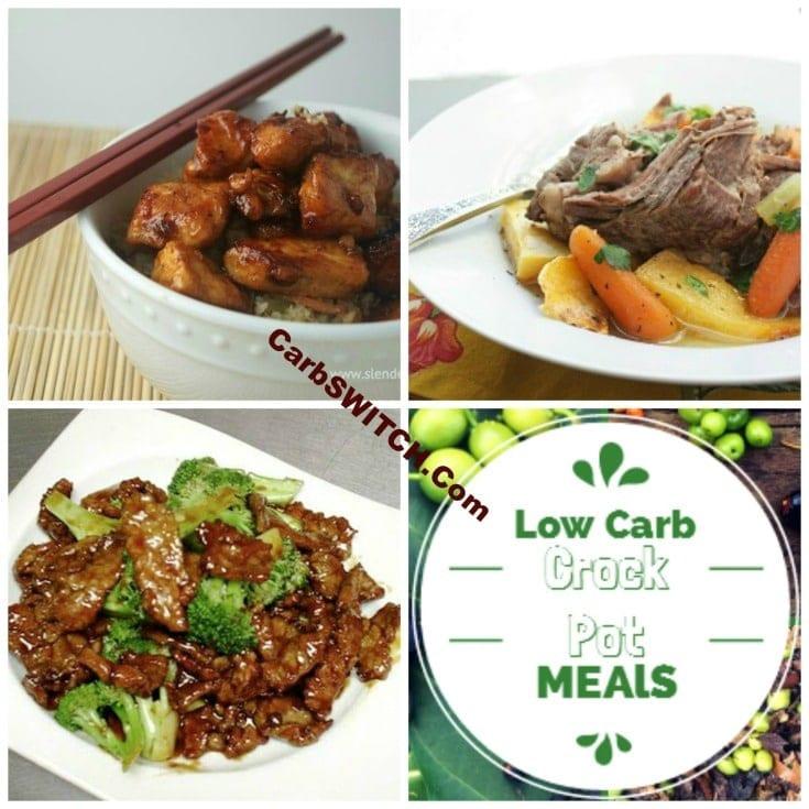 Crockpot Low Carb Recipes  low carb crock pot meals most popular