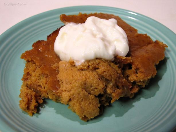 Crustless Dairy Free Pumpkin Pie Crustless Gluten Free Pumpkin Pie Recipe Food