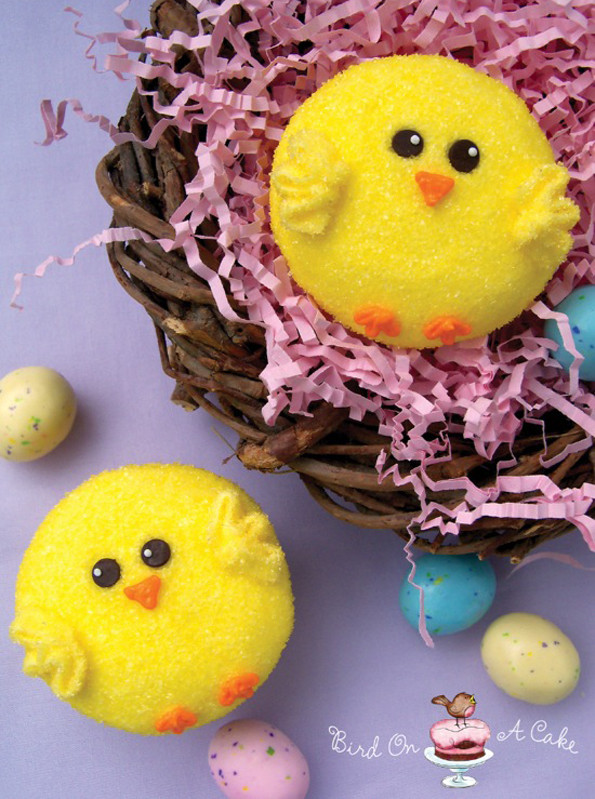 Cute Easter Cupcakes  22 The Most Adorable Easter Cupcakes All Time
